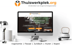 Thuiswerkplek.org: Alles voor en over thuiswerken!