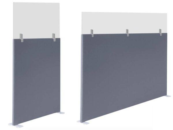 Coronaproof-acrylaat scherm