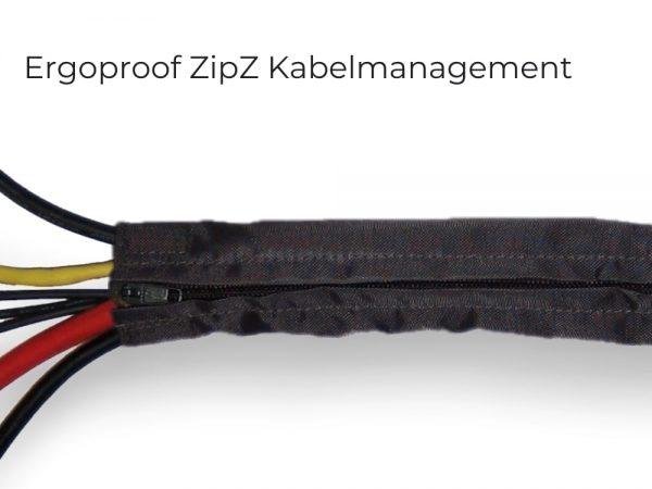 Ergoproof ZipZ Kabelmanagement