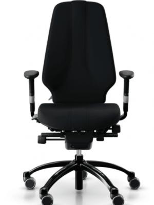 Logic 400 bureaustoel zwart