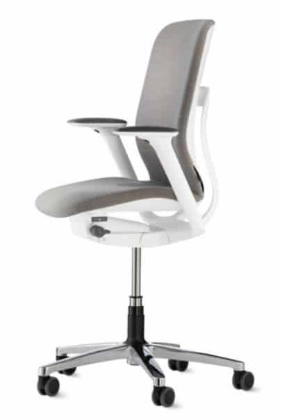 Wilkhahn stoel ergonomisch