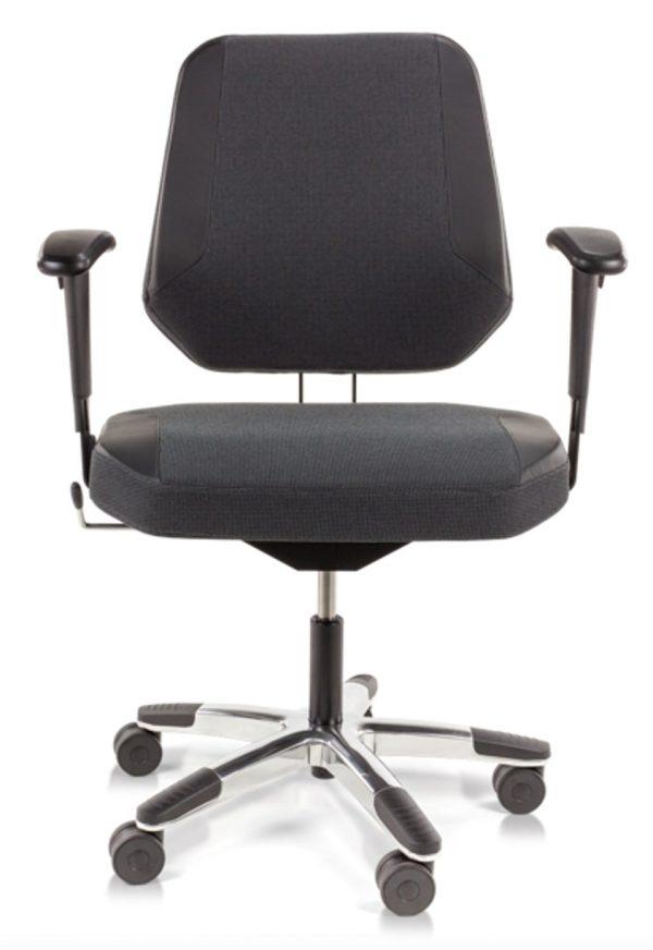 bureaustoel voor zwaardere mensen