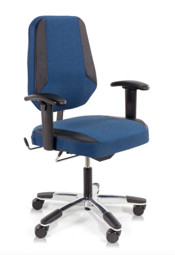 bureaustoel voor zware mensen