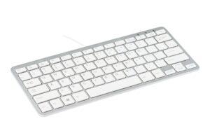 ErgoProof Compact Toetsenbord Bedraad