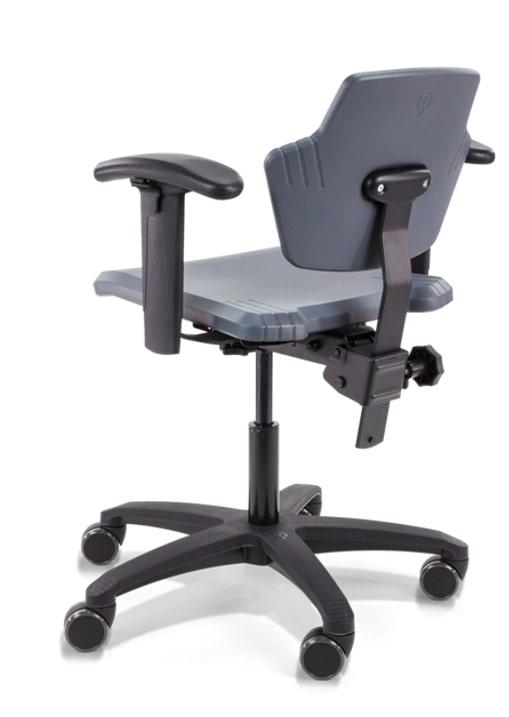 werkstoel van pur