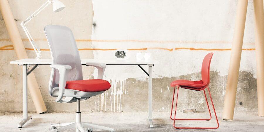 NEN EN 1335 bureaustoel