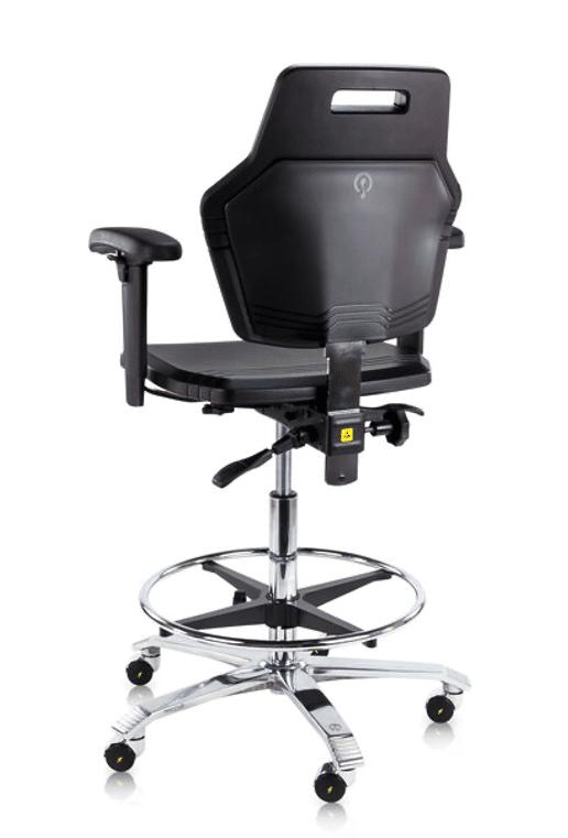 Cleanroom stoel pur