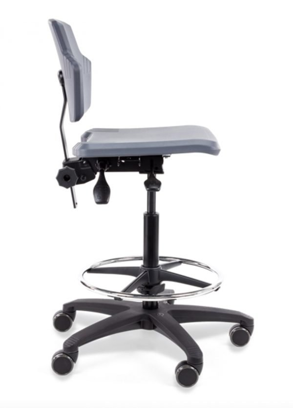 Industrie stoel