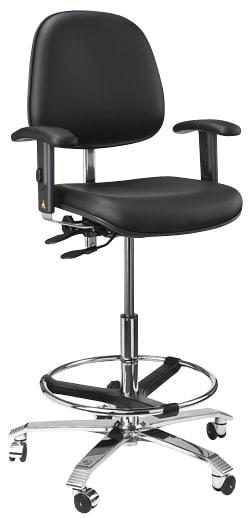 Score 2302 Cleanroom stoel