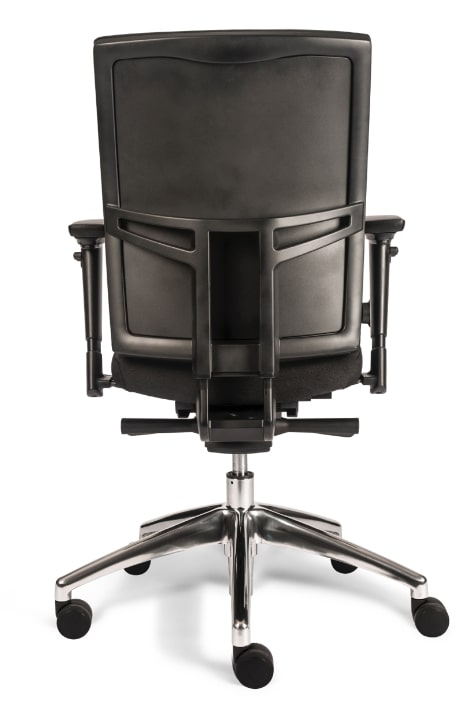 Ergoproof bureaustoel NEN 1335